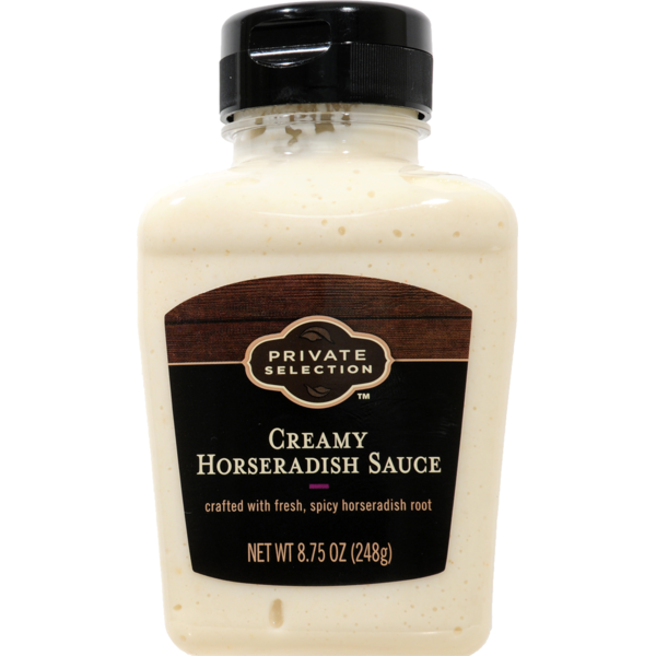 Private Selection Creamy Horseradish Sauce From Kroger In Dallas Tx Burpy Com