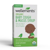 Wellements Organic Baby Cough And Mucus Day