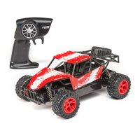 Adventure Force Metal Racer Radio Controlled Vehicle, Red