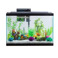 (Pick Up Only) Aqua Culture 20-Gallon Aquarium Starter Kit With LED