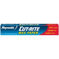 Reynolds Cut-Rite Wax Paper, 75 Square Feet