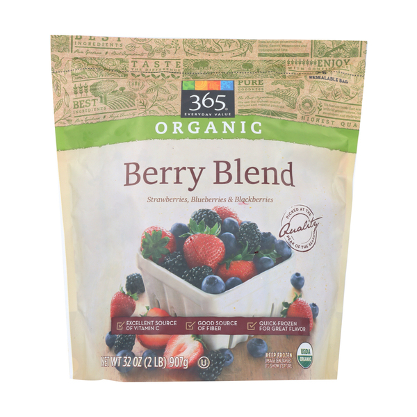 365 everyday value® Organic Berry Blend, 32 oz