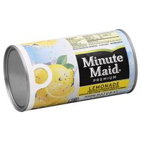 Minute Maid Lemonade, Frozen Concentrated