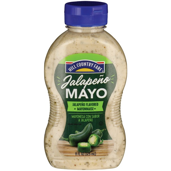 Hill Country Fare Jalapeno Mayonnaise