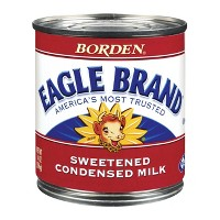 Borden Eagle Brand Sweetened Condensed Milk - 14oz