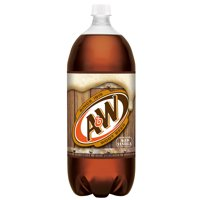 A&W Caffeine-Free Root Beer, 2 L
