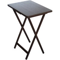 Mainstays Walnut Tray Table
