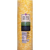 Prima Della Mini Colby Jack Cheese, Deli Sliced