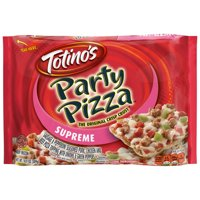 Totino's Supreme Party Pizza, 10.9 oz