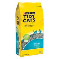 Tidy Cats Non Clumping Cat Litter, Instant Action Low Tracking Cat Litter