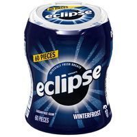 Eclipse Winterfrost Sugarfree Gum 60 Ct