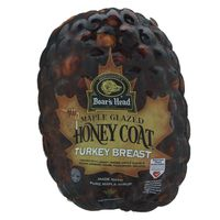 Boar's Head Maple Glazed Honey Coat Cured Turkey Breast