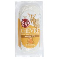Roth Honey Goat Cheese, 4oz.