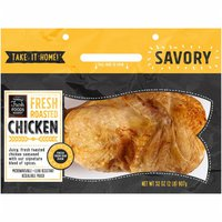 Quality Signature Savory Whole Roasted Rotisserie Chicken
