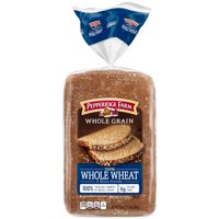Pepperidge Farm Whole Grain 100% Whole Wheat Bread, 24 oz. Bag