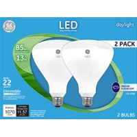 General Electric Ge Led 13w Dayl Large R40 Flood 2pk