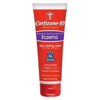 Cortizone 10 Intensive Healing Lotion for Eczema Itchy and Dry Skin - 3.5oz