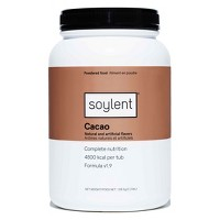 Soylent Powdered Food - Cacao - 2.3lb