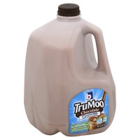 Dean, TruMoo 1% Low-Fat Chocolate Milk, 128 Oz.