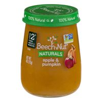 Beech-Nut Naturals Apple, Pumpkin & Cinnamon