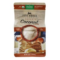 Just About Foods Organic Coconut Flour