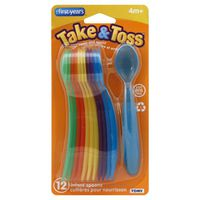 Take & Toss Infant Spoons