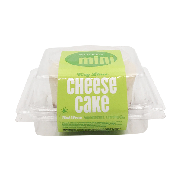 Pearl river Grab & Go Key Lime Cheesecake, 3.2 oz