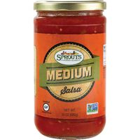 Sprouts Medium Salsa