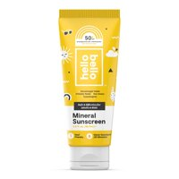 Hello Bello Mineral Sunscreen, SPF 50, 3 oz