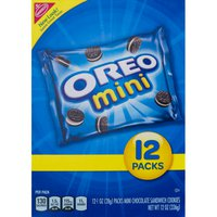 Nabisco Oreo Mini Cookies
