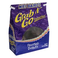 Mrs. Baird's Grab 'n Go Favorites Frosted Donuts