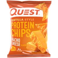 QUEST NACHO FLAVORED PROTEIN CHIP