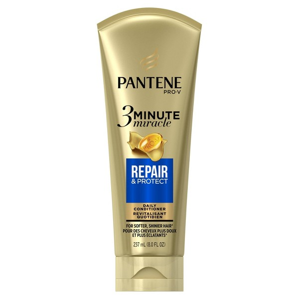 Pantene Pro-v Repair & Protect 3 Minute Miracle Daily Conditioner - 8.0 fl oz