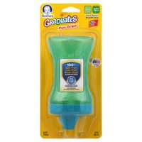Gerber Gradates Fun Grips 10 oz Spill-Proof Cup, Assorted Colors 1 ea