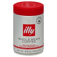 Illy Whole Bean Coffee Medium Roast