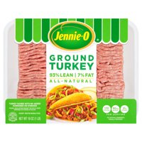 Jennie-O 93% Lean 7% Fat Ground Turkey, 1 lb.