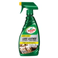 Turtle Wax Quick and Easy Luxe Leather Cleaner and Conditioner, 16 oz