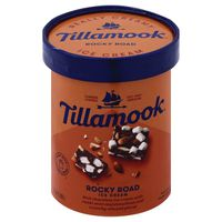 Tillamook Rocky Road Ice Cream