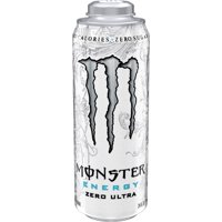 Monster Zero Ultra Energy Drink, 24 Fl. Oz.