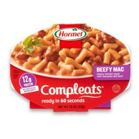 Hormel Compleats Beefy Mac & Cheese, 7.5 Ounce