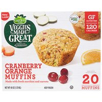 Garden Lites Cranberry Orange Muffin, 40 oz