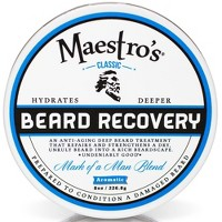 Maestro's Mark Of A Man Blend Classic Beard Recovery - 8oz