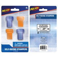 Nerf Stamp, 4 Count