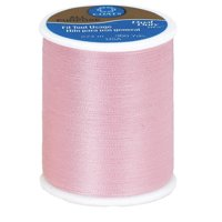 Coats & Clark All Purpose Rose Pink Thread, 300 Yd.