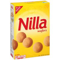 Nilla Nabisco  Wafers