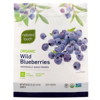 Nature's Touch Organic Wild Blueberries, 64 oz