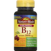 Nature Made Vitamin B12, Sublingual