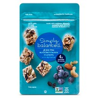 Blueberry Nut Clusters - 3oz - Simply Balanced™