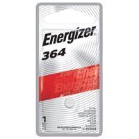 Energizer Watch Battery, Size 364, 1 Pack