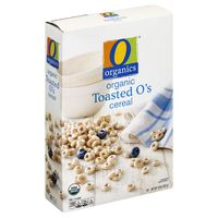 O Organics Cereal, Toasted O's